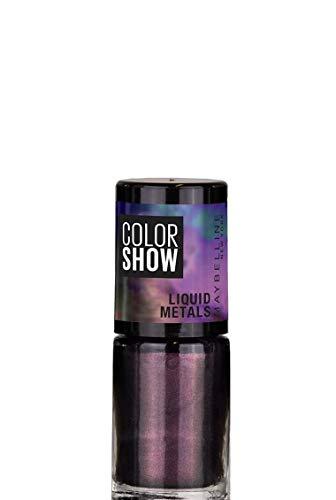 MAYB Make-up Maybelline Color Show Nail Liquid Metals, 7ml, 502Venus