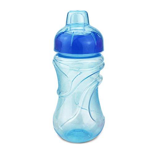 he für Babys - 280ml - Silikon Gel Training Tasse - Duck Milch Tasse - Azul ()