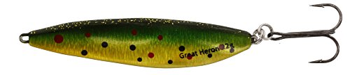 WestinMeerforellenwobbler Great Heron 22g Smallpox