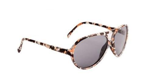 Camo Orange Jungen Aviator Sonnenbrille kühle Farbtöne Kinder Kinder Kleinkinder 100% UV-Schutz 64