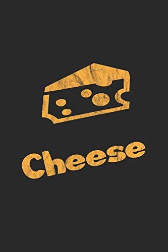 Cheese: Monatsplaner, Termin-Kalender | Geschenk-Idee für Köche | A5 | 120 Seiten
