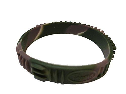 Fidgeto Sensory Fidget Bracelet (X-Small, Green Camouflage)