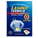 Lasonil termico schiena/spalle