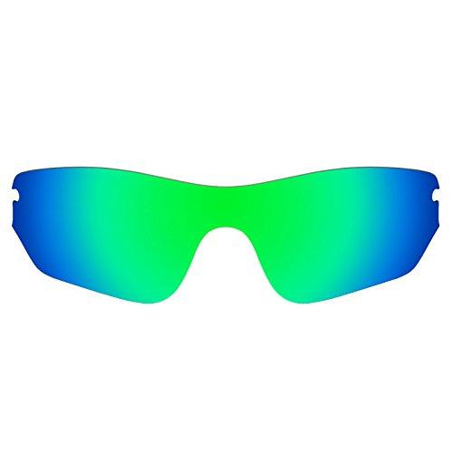 Revant Schutzglas für Oakley Radar Edge Emerald Grün MirrorShield®