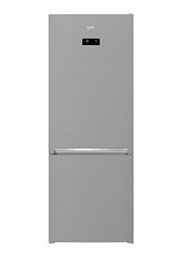 Beko RCNE560E40ZXP Kühl-Gefrier-Kombination (Gefrierteil unten)/A+++/192 cm 228 kWh/Jahr /356 L Kühlteil /145Gefrierteil/Umluftkühlung/Active Dual Cooling System