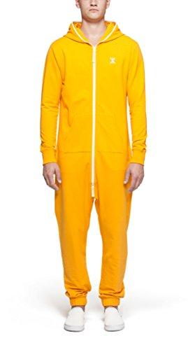 OnePiece Unisex Jumpsuit Original, (Orange), 38 (Herstellergröße: M) - 4