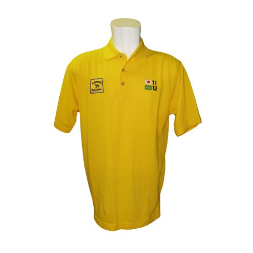 38cf23df7faa3 PLANEX Camel Team Lotus polo shirt   S size (Camel Team Lotus Polo Shirt)