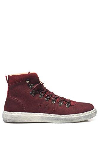 MCS - Sneakers alta da UO - Rosso 45