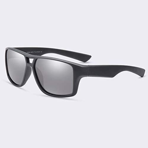 GFF Polarisierte Sonnenbrille Mens Coole Vintage Brand Design männliche Sonnenbrille Linsen Goggles Shades AF8030