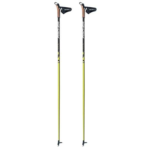 Fischer Langlauf Skistöcke RC3 Carbon Weiss (100) 155