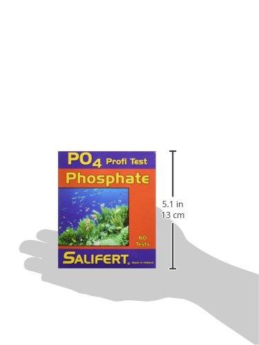 Salifert Phosphate Test Kit 4