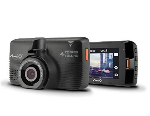 Mio MiVue 792 WiFi Pro - Full HD 1080p In Car Dash Cam and DVR