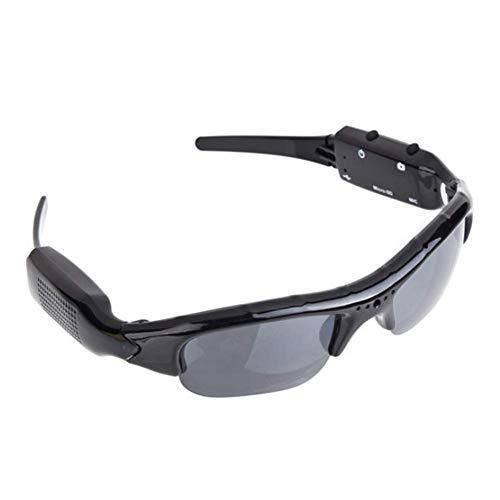 GLASSES Mini Spionbrille DV DVR Versteckte Kamera Brille Videobrille Ski Brille Videorecorder (Wireless Versteckte Kamera-brille)
