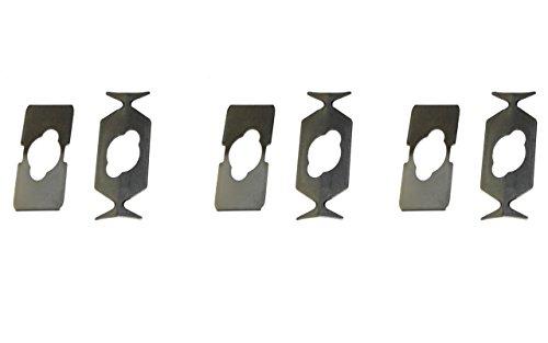 Aris RT50014 Tapetensche Ersatzklingen 3er Pack
