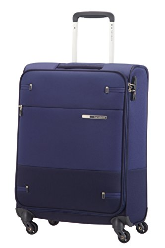 Samsonite - Base Boost Spinner 79200-1090 - Equipaje de mano, color Azul,...