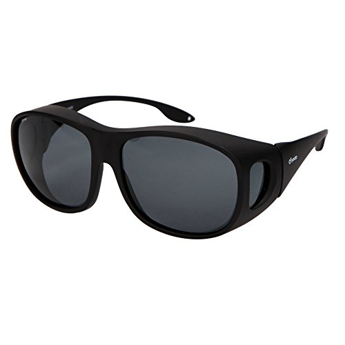 ad28ee1533 Yodo gafas de sol con lentes polarizadas para hombres y mujeres., negro