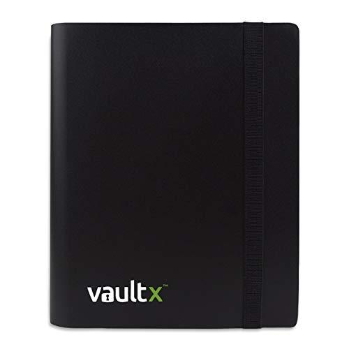 Vault X® Carpeta - Álbum 4 Bolsillos Cartas