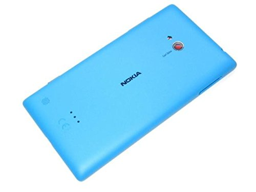 Red Qube Back Replacement Back Battery Panel High Quality for Nokia Lumia 720 (Blue)