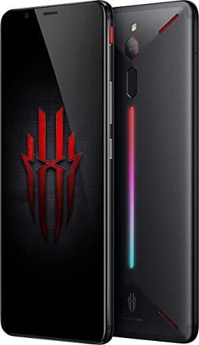 Nubia Red Magic (Black, 8GB RAM, 128GB)