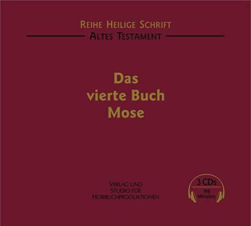 Das vierte Buch Mose: Ungekürzte Lesung (Heilige Schrift - Hörbuch)