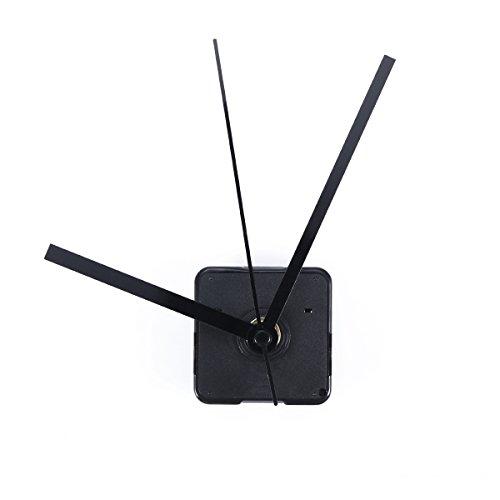 SUPVOX Stille Uhrwerk Kits Ersatz Mechanismus Teile mit Hände DIY Uhr Kit für Heimtextilien - Uhrwerk-ersatz-kit