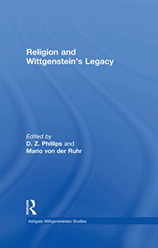 Book Cover for Religion and Wittgenstein's Legacy
