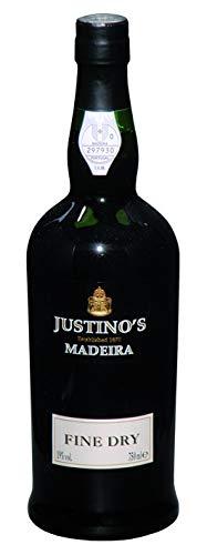 Justino\'s Fine Dry Madeira (1 x 0.75 l)