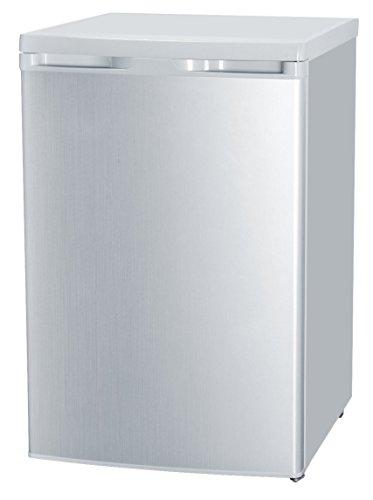 MEDION MD 13854 Kühlschrank / A++ / 91 kWh/Jahr / Kühlteil: 130 l / 85 cm Höhe / unterbau-fähig / Glasablagen / silber