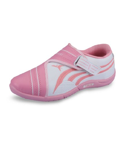 Lancer Women PARI 33 Pink Synthetic Sneakers Size 5 UK  available at amazon for Rs.349