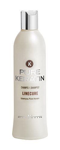 Tiefe Glättung Conditioner (hipertin Pure Keratin Shampoo - 300 ml)