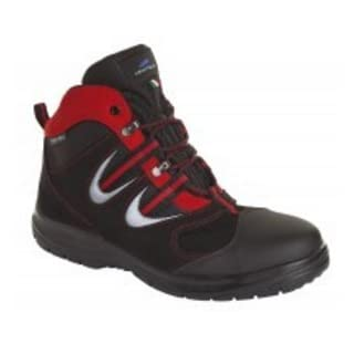 Safety Shoes Aboutblu Panther EasyFlex 19308 02 High in cordura ELA