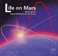 Life on Mars - Concert Band/Harmonie - CD