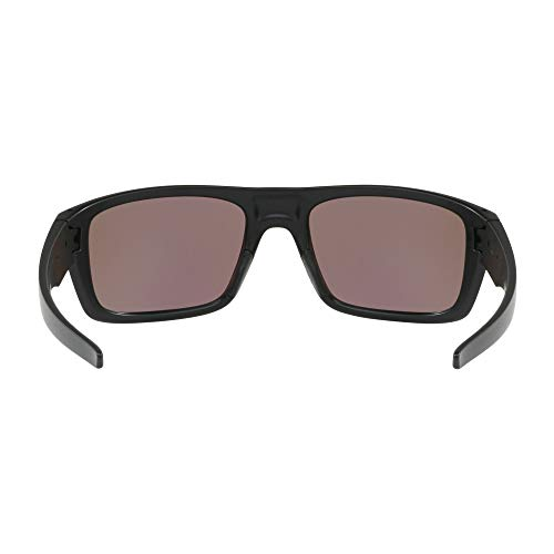 Oakley Sunglasses Drop Point Matte Black Prizm maritime Polarized