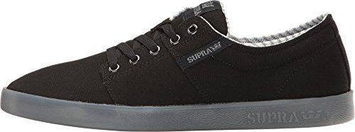 Supra , Chaussures de marche nordique pour homme Black/Ice
