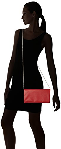 s.Oliver (Bags) - 39.802.94.4651, Pochette da giorno Donna Rosso (Velvet Red)