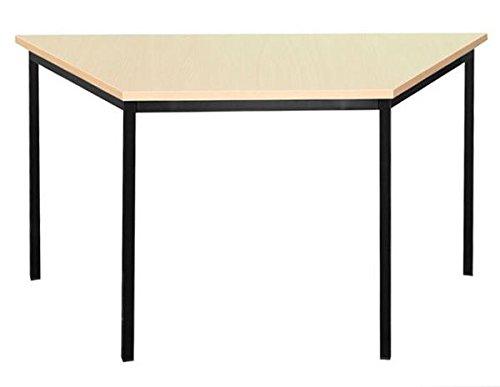 334011 Schreibtisch Profi Trapeztisch Besprechungstisch Büromöbel Konferenztisch Computertisch...