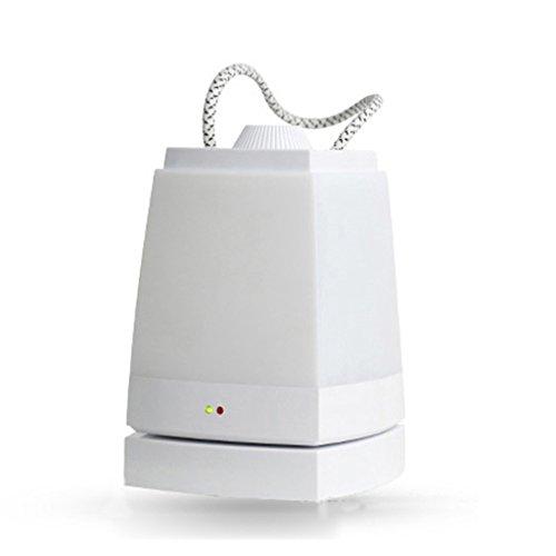 Lampe de table SYAODU LED lumière de recharge LED 2700K-6500K éclairage portable gradable (blanc)