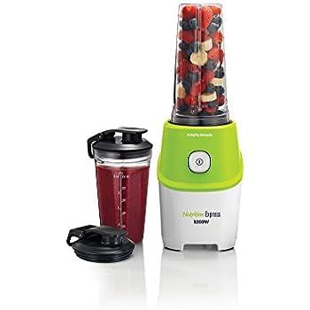 Morphy Richards Nutrition Express Blender 403049 1200w Green White Blender