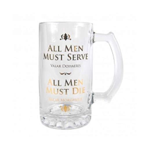 Jarra all men must serve 500 ml