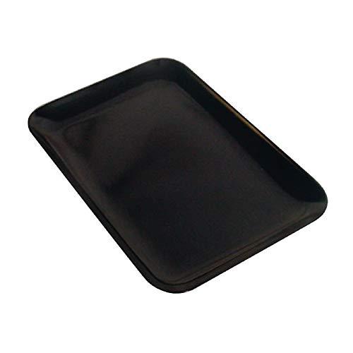 Dalebrook j897Tablett rechteckig, Melamin schwarz Finish, 23cm x 33cm Catering-tray