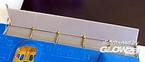 Plus-Model al7007-Accesorios de construcción Flaps para EC de 121Warning Star