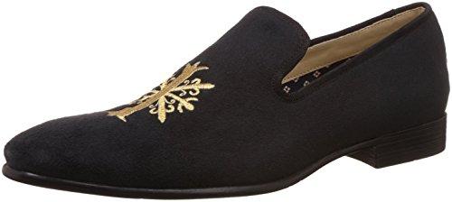 Bata Men's Jon Black Loafers and Moccasins – 8 UK/India (42 EU) (8516307) image - Kerala Online Shopping
