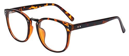 EOZY Lunettes Protection Homme Femme Cadre Lecture Eyewear Transparente Modèle2