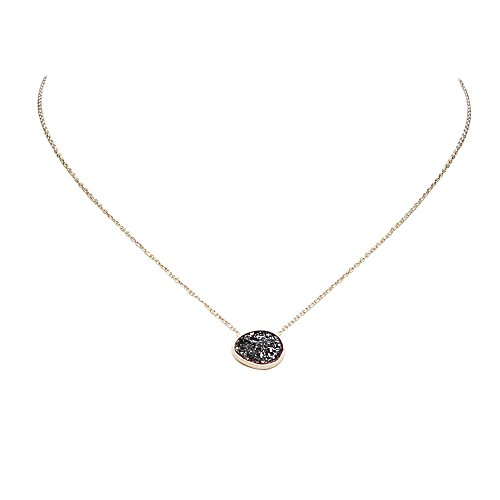 medecine-douce-womens-gold-plated-lagon-black-necklace-of-length-52cm