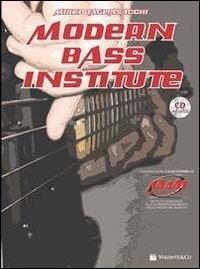 Modern bass institute. Con CD Audio - Amazon Libri