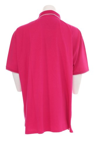 Exklusives Poloshirt von Kitaro --- Marbella Sailing Regatta --- Pink