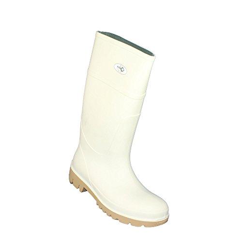 NetCo Aveyron S4 SRA Sicherheitsschuhe Arbeitsschuhe Trekkingschuhe Stiefel Weiß Weiß