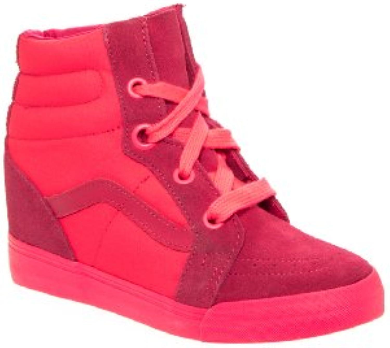 Vans U SK8-HI WEDGE nero TRUE WHIT, scarpe da ginnastica ginnastica ginnastica unisex adulto   In Linea Outlet Store    Gentiluomo/Signora Scarpa  16b6da