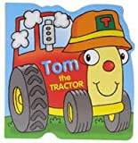 Brown Watson Tom the Tractor Board Book