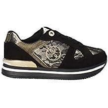 566605b3149e9 Guess Sneaker FLDA44-LAC12 Chaussures Femme avec MACROSUOLA
